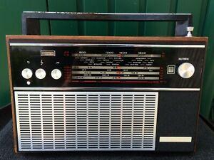 Kofferradio, UdSSR, wie Selena B-205, Bj.1973, Minsk Radio Works, ungetestet