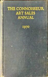 THE CONNOISSEUR ART SALES ANNUAL 1970