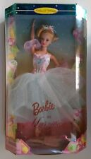 Barbie Doll as Marzipan in The Nutcracker Classic Ballet Series 1998 collectible