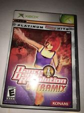 Dance Dance Revolution Ultramix - Original Xbox Game-Tested-Rare-Ships In 24 Hrs