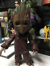 """GUARDIANS OF THE GALAXY VOL.2 """"GROOT"""" IN RAVAGER OUTFIT - WALMART Custom Painted"""