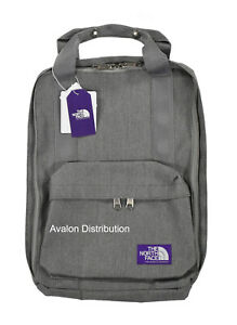 The North Face Purple Label Nanamica Tin Grey Nylon 2Way Day Pack Backpack New