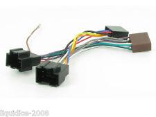 CT20CV01 chevrolet CAPTIVA 2006 > iso plomb câblage stéréo unité de tête harnais adapter