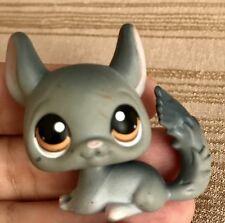 Original Hasbro Littlest Pet Shop LPS Toys Animals Raccoon Jerboa Chinchilla