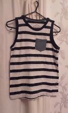 MATALAN VEST TOP BOYS AGE 8 YEARS GOOD CONDITION