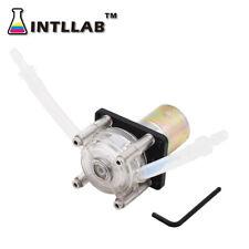 Peristaltische Flüssigkeitspumpen Dosierpumpe DIY 170-460mL/min
