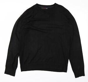 Burton Mens Black    T-Shirt Size L
