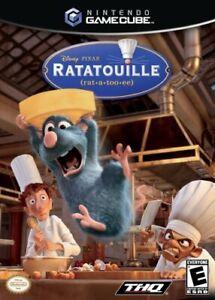 Ratatouille Nintendo Gamecube Game Complete