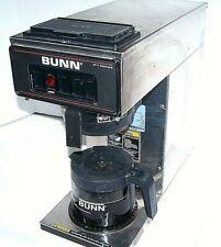 BUNN Coffee Brewer VP17-1SS Pourover  Warmer Stainless Steel 13300.0001