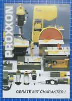 PROXXON 5/1997 Geräte mit Charakter B19183