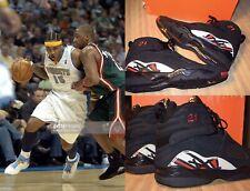 2007 Air Jordan 8 Bobby Simmons Player Exclusive Sample Milwaukee Bucks, Size 14