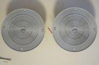 2 X Vintage Alnico Philips AS 70845/X4S Fullrange Speaker Lautsprecher,NEU