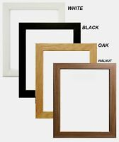 A1 A2 A3 A4 A5 Black Photo Frame White Picture Frames Oak Poster Frames Walnut