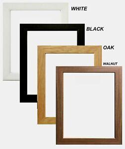 A1 A2 A3 A4 A5 Black Photo Frame White Picture Frames Oak Poster Frames Walnut