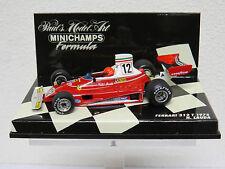 Ferrari 312 T 1975 N. Lauda Minichamps Nr. 430750012