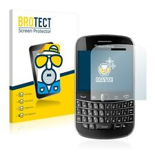 2x BROTECT Matte Screen Protector for RIM BlackBerry Bold Touch 9900 Protection