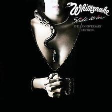 WHITESNAKE – SLIDE IT IN 2CD 35th ANNIVERSARY DELUXE EDITION (NEW/SEALED)