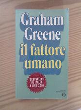 Il fattore umano - Graham Greene