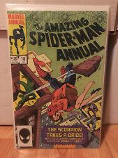 Amazing Spider-Man Annual #18 (1963 Marvel) - VF