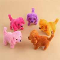 Lovely Walking Barking Toy Funny Electric Moving Dog Children Kids Toys