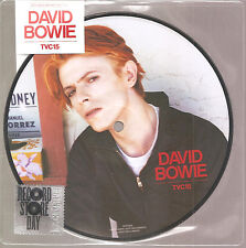 "DAVID BOWIE ""TVC15"" 40th Ann Picture 7"" Vinyl RSD 5000only"