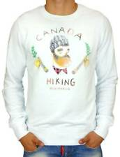CANADA HIKING -- DSQUARED2 -- WHITE BLOUSE -- LAST 3 ONES -- MADE IN ITALY