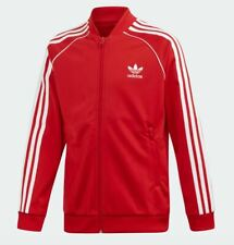 adidas EI9877 Originals Little Kids Superstar Jacket Large