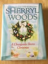A Chesapeake Shores Christmas by Sherryl Woods (2010 Hardcover) Very Good
