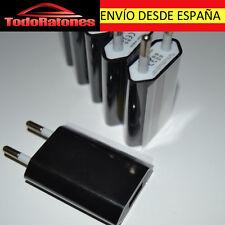 Cargador USB corriente pared cargador de red universal 1A Negro Xiamomi cubot Mi