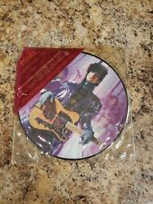 PRINCE SPECIAL LIMITED EDITION PICTURE DISC LITTLE RED CORVETTE  orginal package