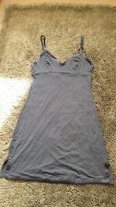 WOMEN Calvin Klein nightdress size S grey