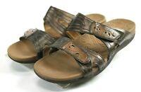 Cobb Hill By New Balance Women's Slides Sandals Size 7 Brown