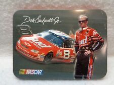 DALE EARNHARDT JR. PLAYING CARD  3D TIN