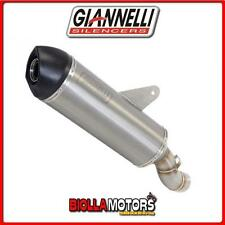 73688T2KY+70511CT TERMINALE COMPLETO GIANNELLI MAXIOVAL KYMCO XCITING 400i 2012-
