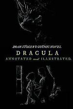 Oldstyle Tales' Gothic Novels Ser.: Bram Stoker's Dracula : Annotated and Illustrated, with Maps, Essays, and Analysis by Bram Stoker (2014, Trade Paperback)