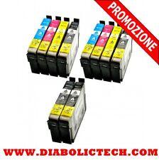 KIT 20 CARTUCCE COMPATIBILI PER EPSON D68 D88 DX3800 DX3850 DX4200 DX4250 DX4800