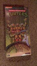 neca tmnt Sdcc Exclusive Musical Mutagen Tour