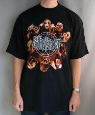 Slipknot Band Top Tee Vintage T-Shirt