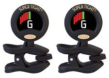 Snark Tuner TWO PACK ST-8 Super Tight All Instrument Tuner w Metronome