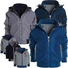 Winter-Jacken/- Winterjacken aus Baumwollmischung für Jungen