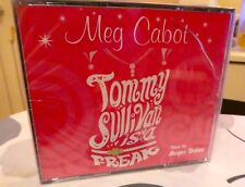 Tommy Sullivan is a Freak by Meg Cabot AUD CDx3 2008 NEW/SEALED