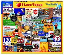 I Love Texas 1000 piece jigsaw puzzle   760mm x 610mm   (wmp)
