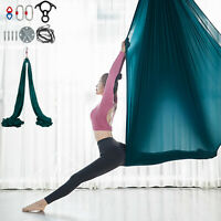 10m Aerial Yoga Swing Mounting Kit Quality Silk Anti-Gravity Fitness Gym