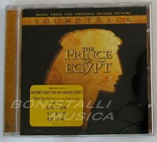THE PRINCE OF EGYPT - Hans Zimmer Various  SOUNDTRACK O.S.T. - CD Nuovo Unplayed