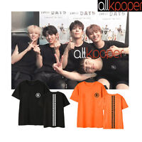 KPOP DAY6 T-shirt In July Concert Tshirt Tee Tops Jae Sung Jin Young K Won Pil