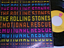 """7"""" - Rolling Stones Emotional Rescue & Down in the Hole - Dutch # 5223"""