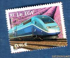N° 3475 LE TGV 2002 Le Siècle au fil du timbre NEUF