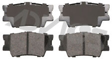 Disc Brake Pad-Ultra-Premium Brake Pads Rear ADVICS AD1212