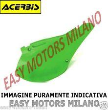 ACERBIS PLASTICA MOTARD FIANCATA LATERALE PORTANUMERO NERO SUZUKI RMZ 04-06 250