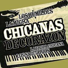 CHICANAS Los Humildes,La Migra,La Tropa Chicana,Los Sagitarios 20 canciones